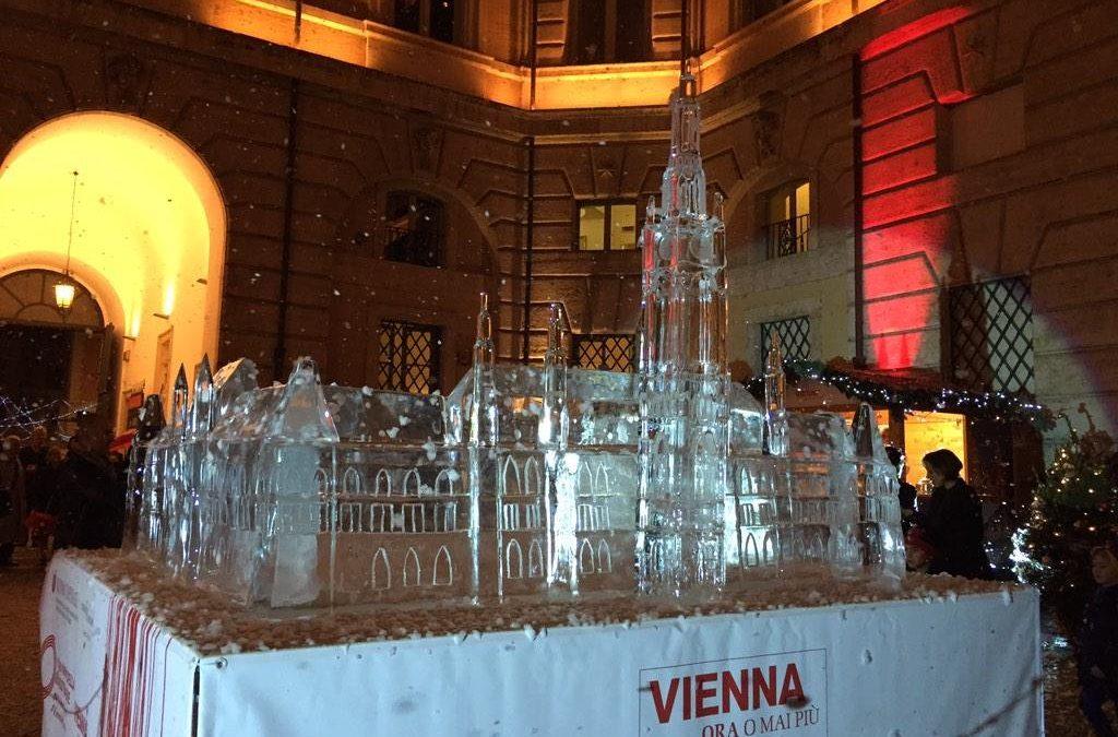 """Vienna in Rome: tecnologia e tradizione diventano """"Evento"""""""
