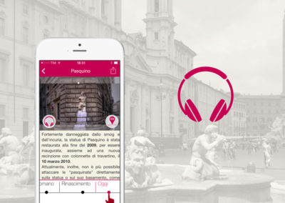 Beni Culturali, Real Time Machine App