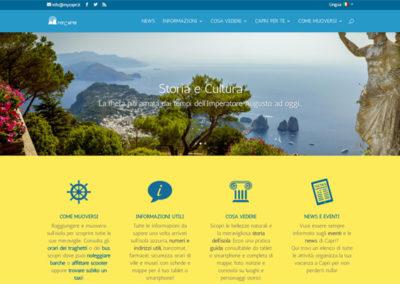 Informazioni turistiche, MyCapri
