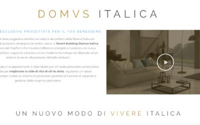 Domus Italica: una nuova dimensione dell'abitare